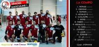 Partenariat ACS Cormeilles Volley-ball - Ostéopathe Rivillon Maxime